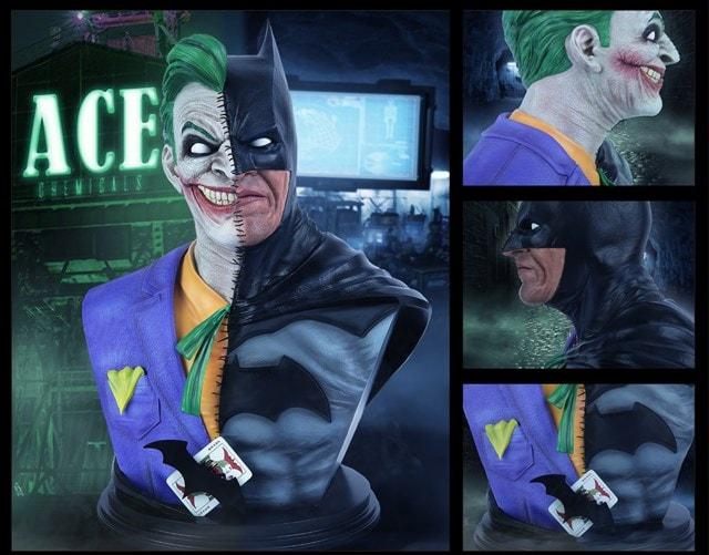 Batman and the Joker Collectible Bust - 1