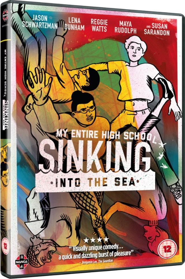 My Entire High School Sinking Into the Sea - 2