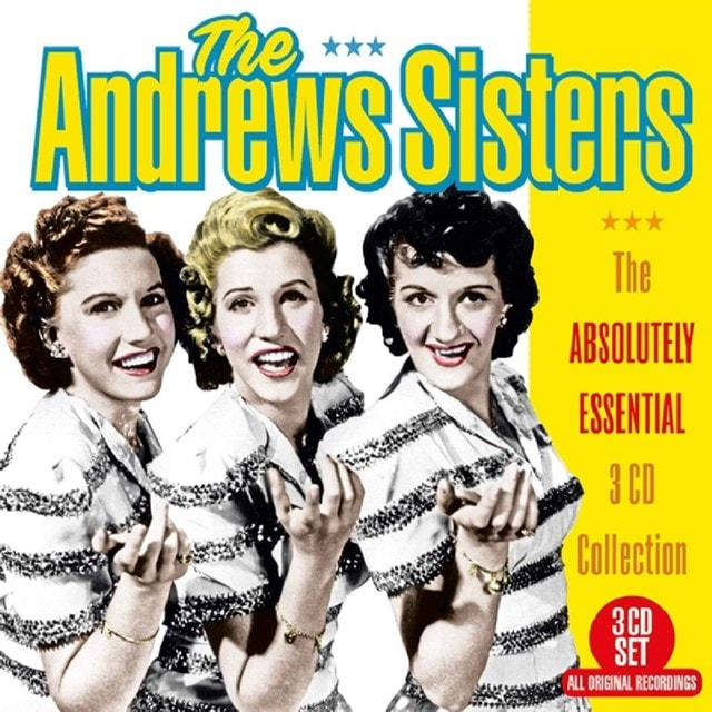 The Abslutely Essential 3cd Collection - 1