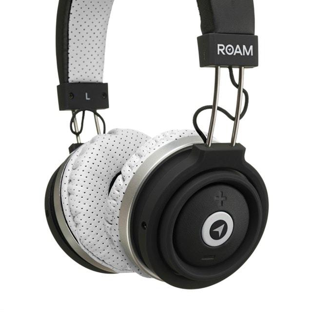 Roam Sport White Bluetooth Headphones (hmv Exclusive) - 2