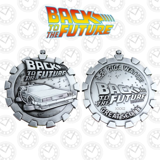 Back To The Future Limited Edition Medallion - 1