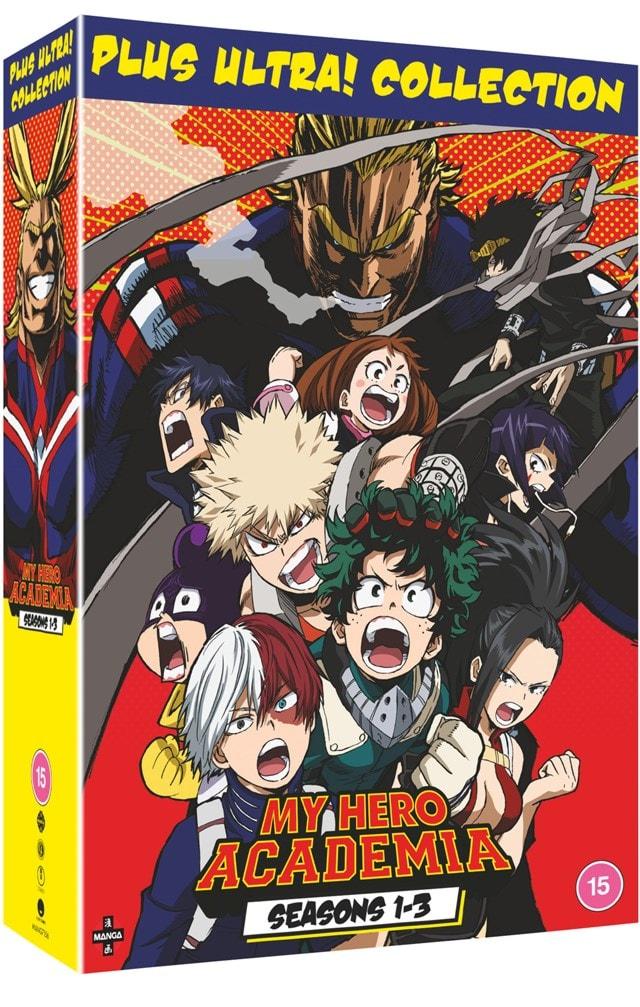 My Hero Academia: Plus Utra! Collection - Seasons 1-3 - 2