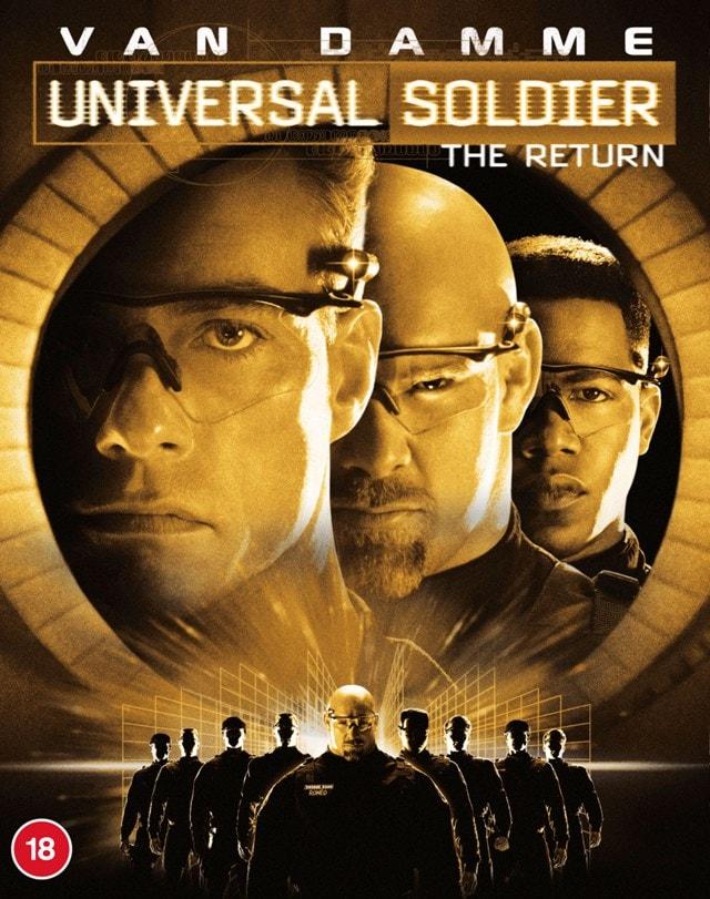 Universal Soldier: The Return - 1