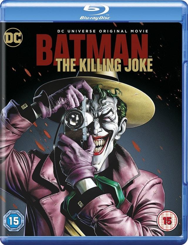 Batman: The Killing Joke - 1