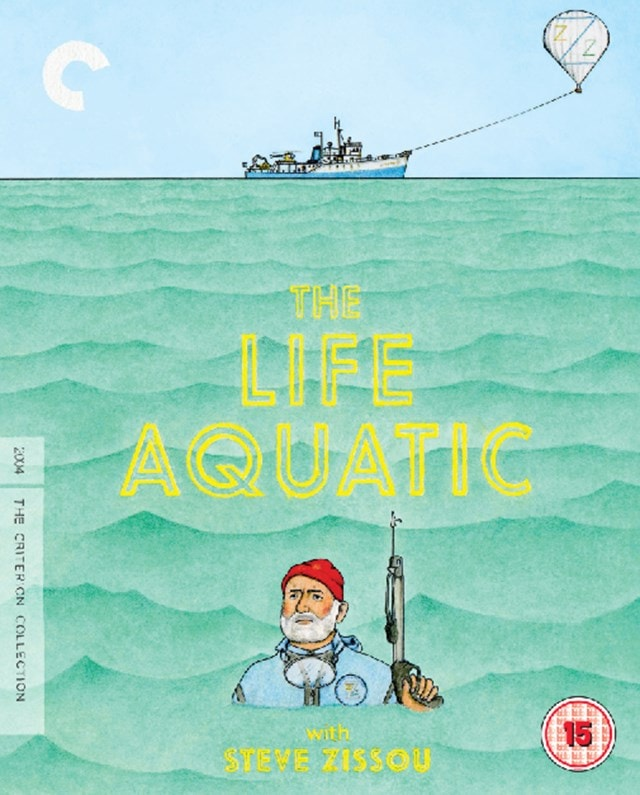 The Life Aquatic With Steve Zissou - The Criterion Collection - 1