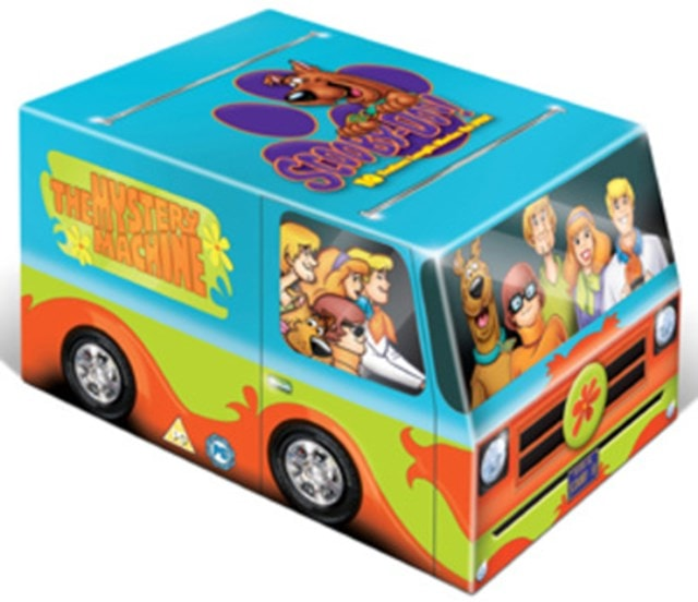 Scooby-Doo: The Mystery Machine Collection - 1