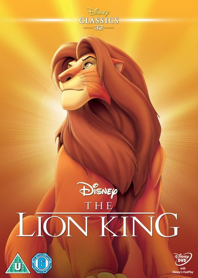 The Lion King - 1