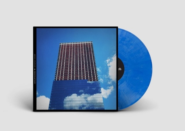 Observatory - Limited Edition Cloudy Blue Vinyl - 1