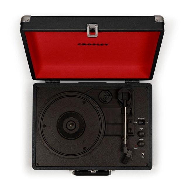 Crosley Cruiser Deluxe Black Turntable - 6