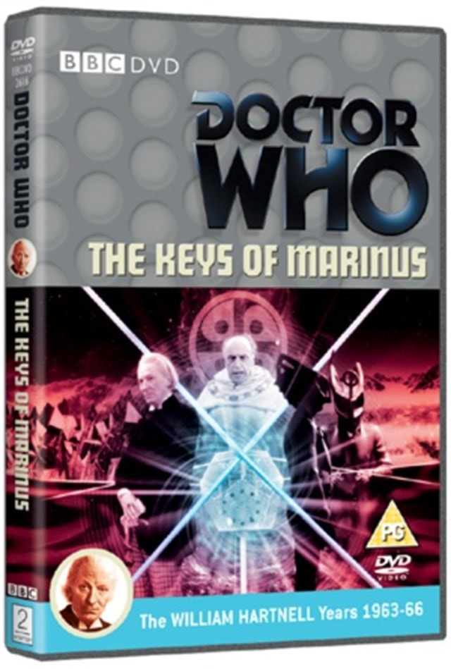 Doctor Who: The Keys of Marinus - 1