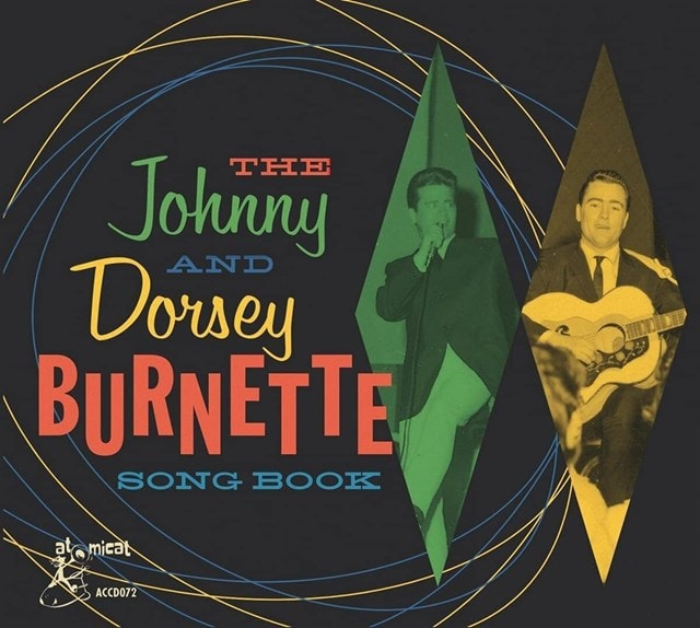 The Johnny and Dorsey Burnette Songbook - 1