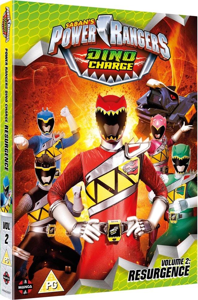 Power Rangers Dino Charge: Volume 2 - Resurgence - 2