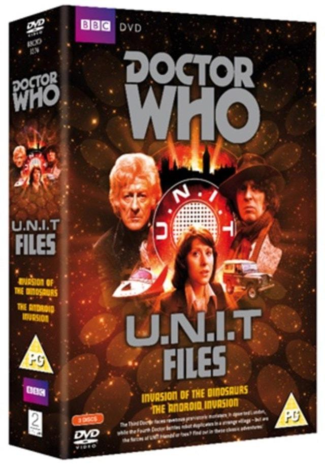 Doctor Who: U.N.I.T. Files - 1