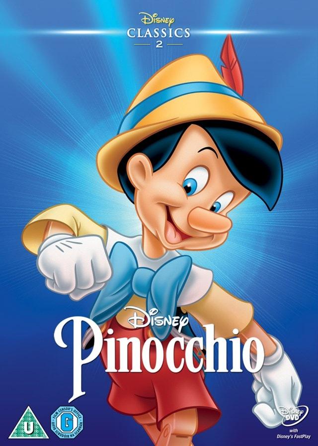 Pinocchio (Disney) - 1