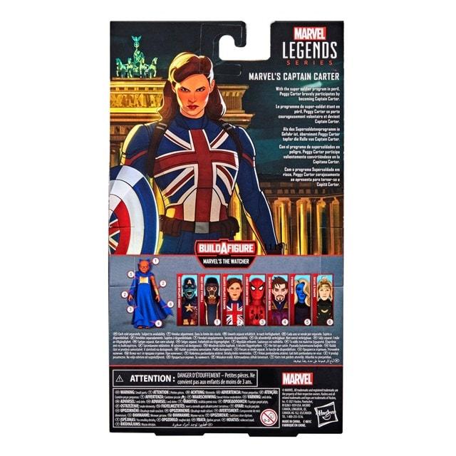 Marvel's Captain Carter: Hasbro Marvel Legends Series Action Figure - 7