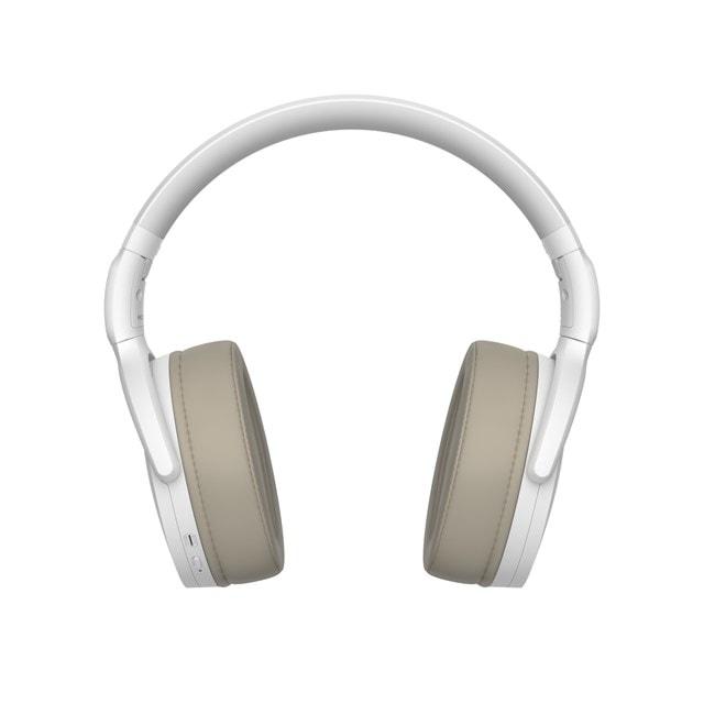 Sennheiser HD 350BT White Bluetooth Headphones (online only) - 3