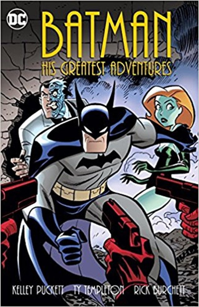 Batman: His Greatest Adventures - 1