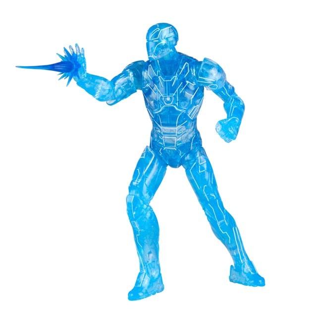 Hasbro Marvel Legends Series Hologram Iron Man Action Figure - 5