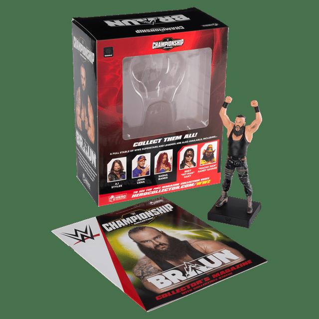 Braun Strowman: WWE Championship Figurine: Hero Collector - 2