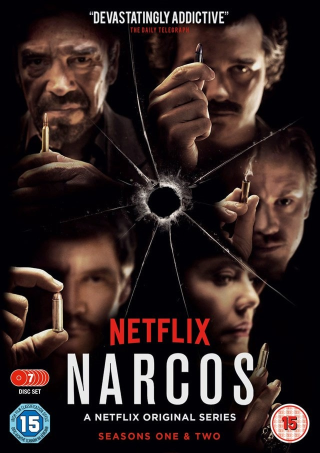 Narcos: The Complete Seasons One & Two - 1