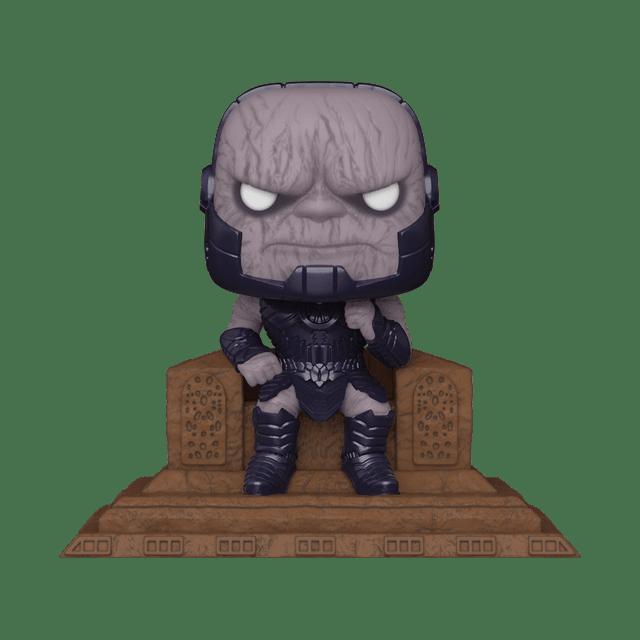 Darkseid on Throne: Justice League Snyder Cut: DC Deluxe Pop Vinyl - 1