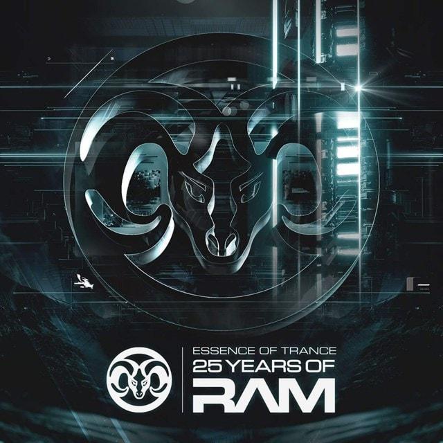 Essence of Trance: 25 Years of RAM - 1