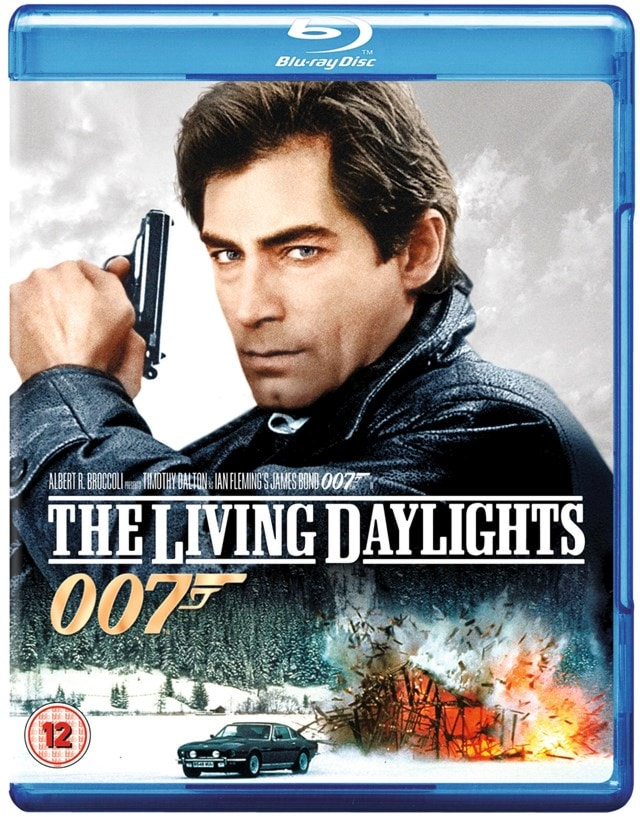 The Living Daylights - 1