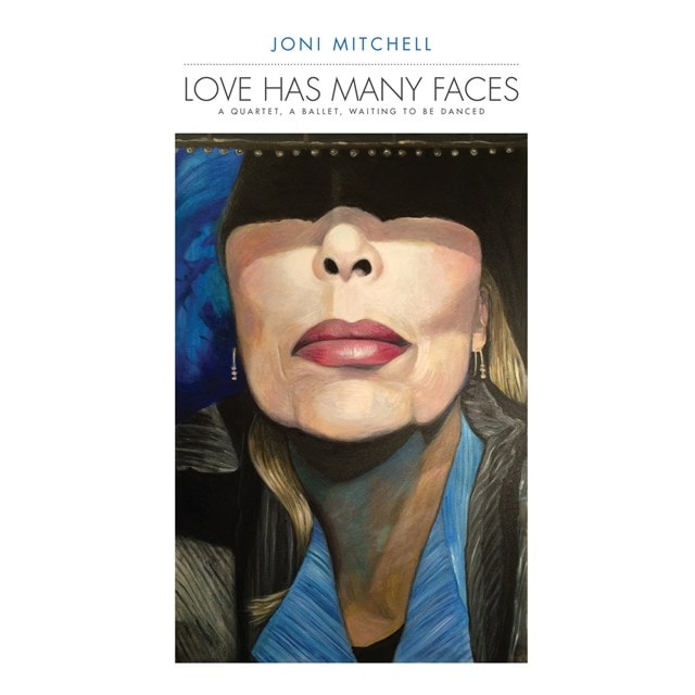 Love Has Many Faces: A Quartet, a Ballet, Waiting to Be Danced - 1
