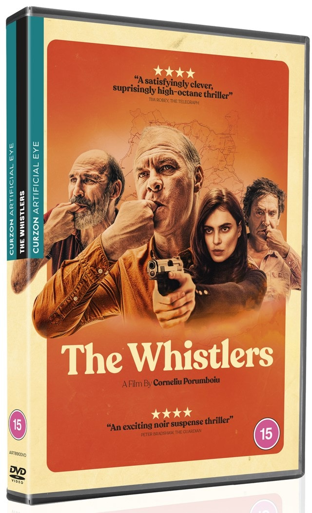 The Whistlers - 2