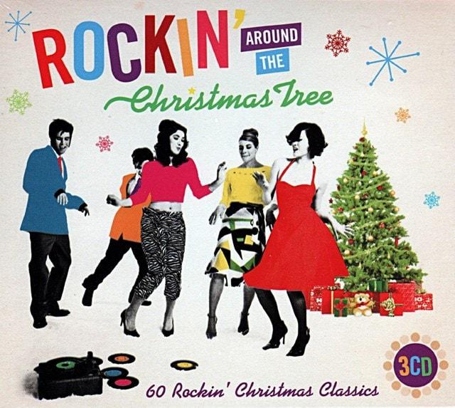 Rockin' Around the Christmas Tree - 1