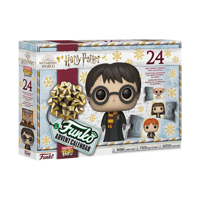 Harry Potter 2021 Advent Calendar - 1