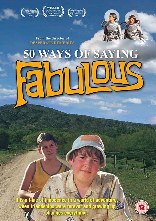 50 Ways of Saying Fabulous - 1