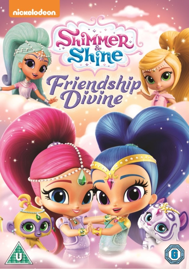 Shimmer and Shine: Friendship Divine - 1