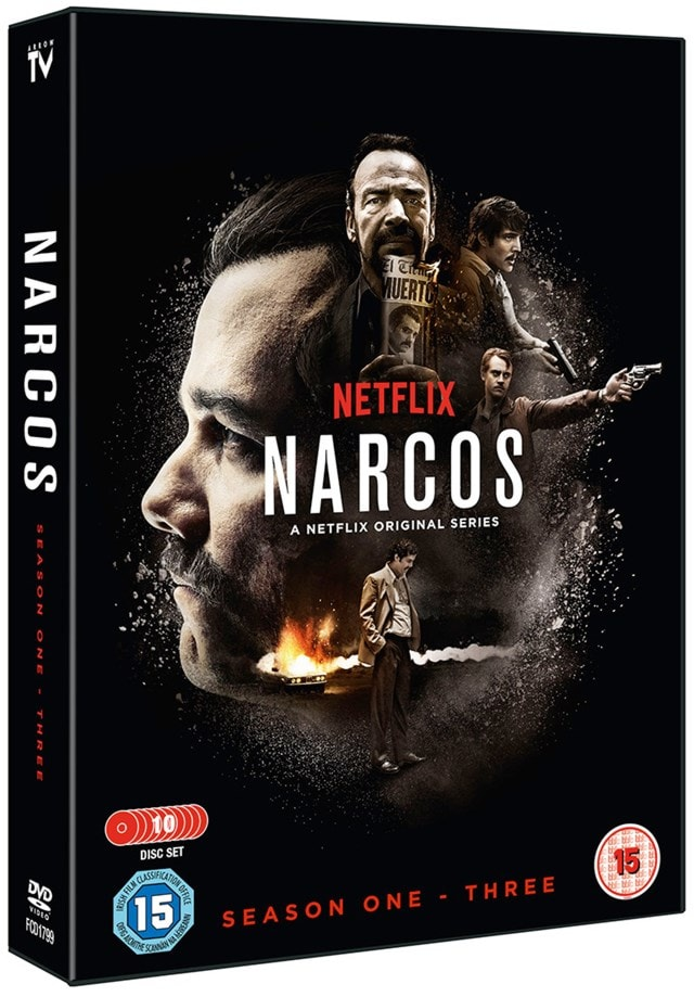 Narcos: The Complete Seasons 1-3 - 2