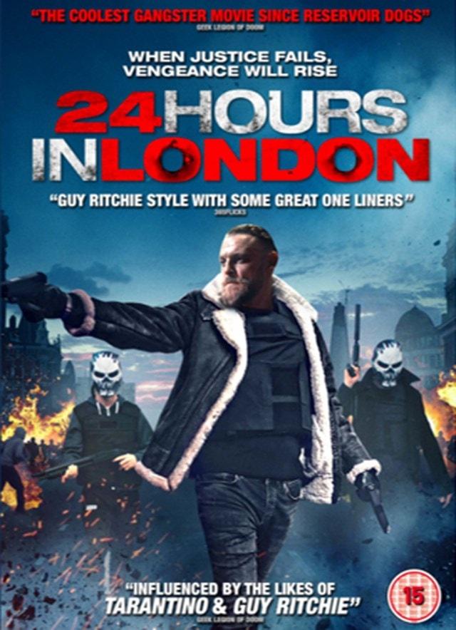 24 Hours in London - 1