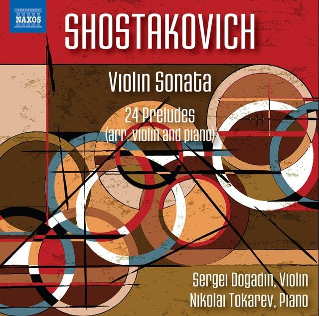 Shostakovich: Violin Sonata/24 Preludes - 1