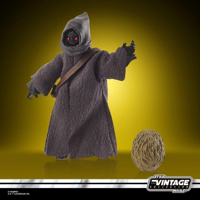 Star Wars: Offworld Jawa (Arvala-7) The Mandalorian Vintage Collection Action Figure - 2