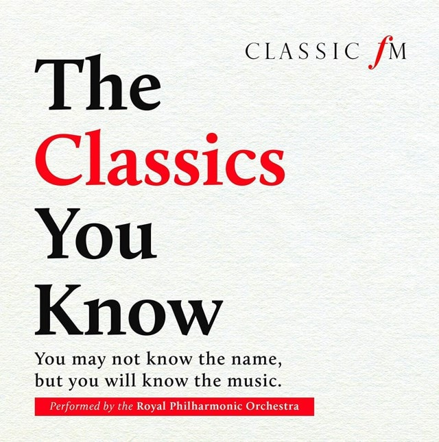 The Classics You Know - 1