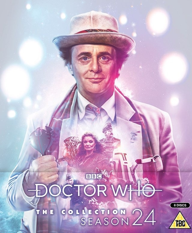 Doctor Who: The Collection - Season 24 Limited Edition Box Set - 2