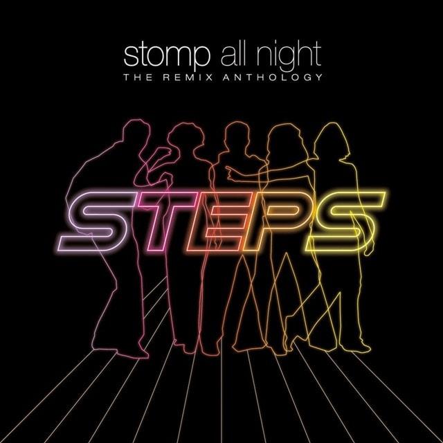 Stomp All Night: The Remix Anthology - 1