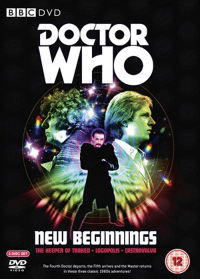 Doctor Who: New Beginnings - 1