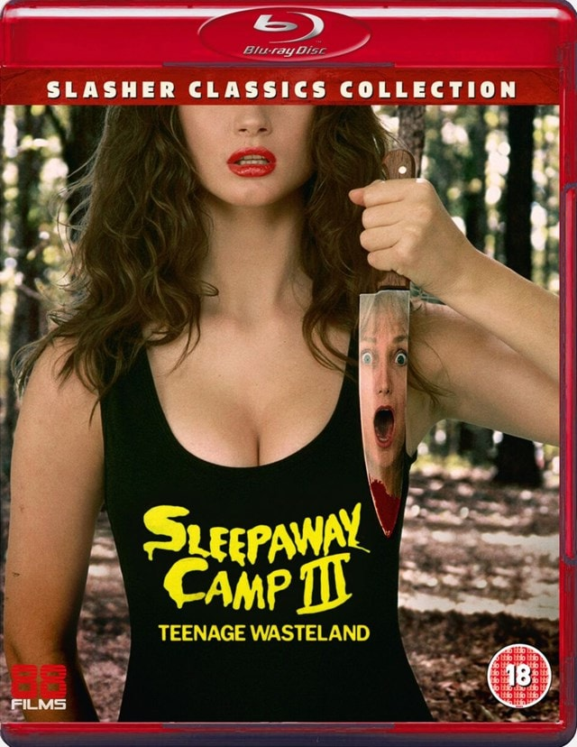 Sleepaway Camp 3 - Teenage Wasteland - 1