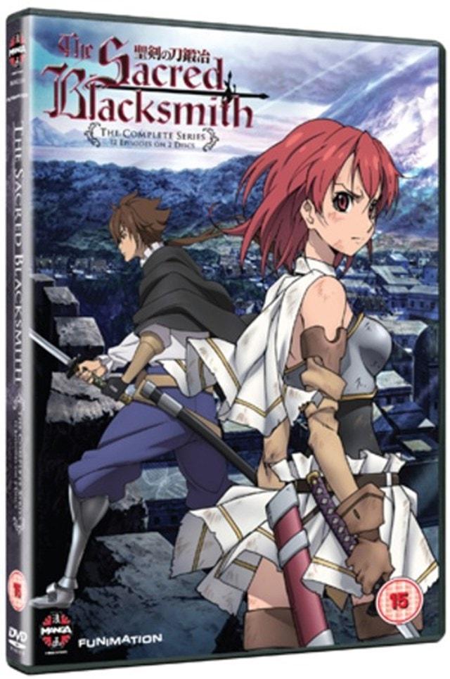 Sacred Blacksmith - 1