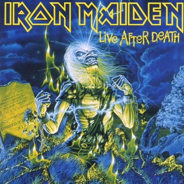 Live After Death - 1