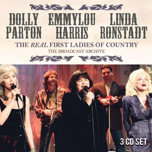 The Broadcast Archive: The Real First Ladies of Country - 1
