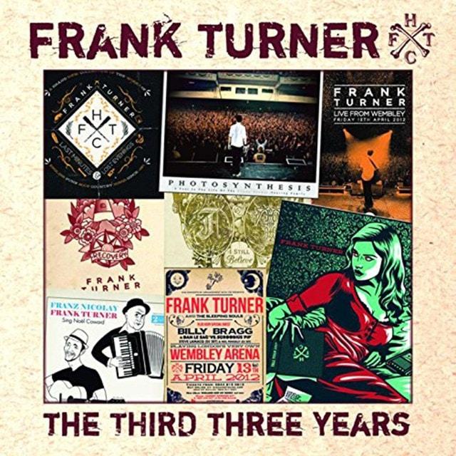 The Third Three Years - 1