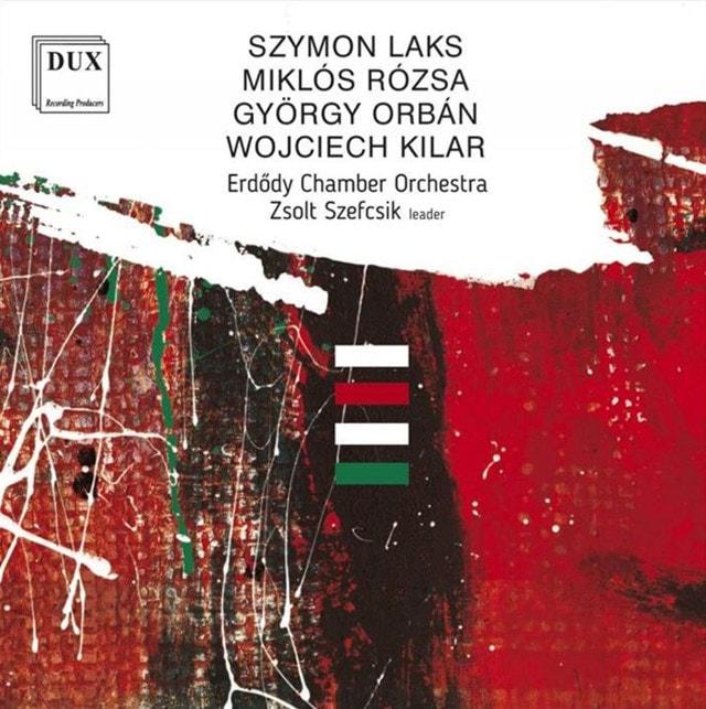 Szymon Laks/Miklos Rozsa/Gyorgy Orban/Wojciech Kilar: Orches... - 1