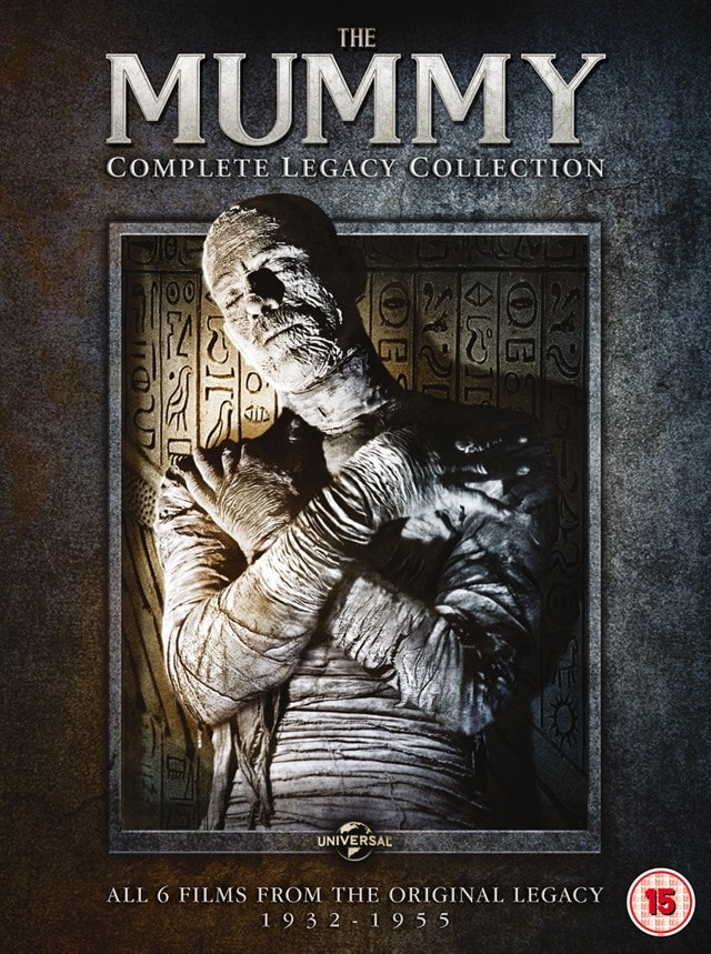 The Mummy: Complete Legacy Collection - 1