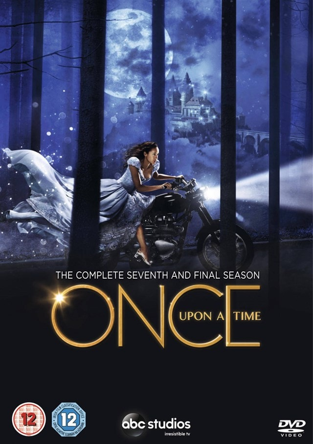 Once Upon a Time: The Complete Seventh and Final Season - 1