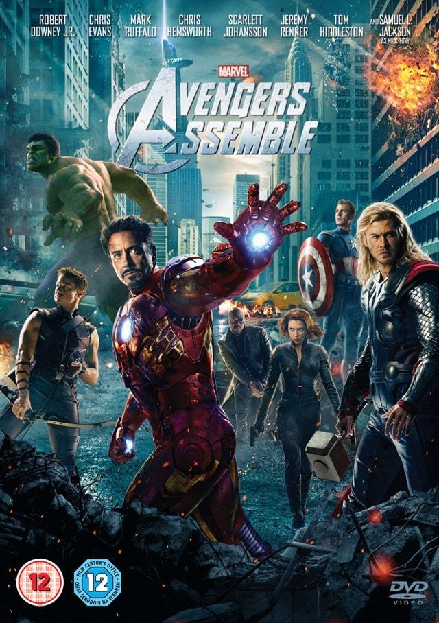 Avengers Assemble - 3